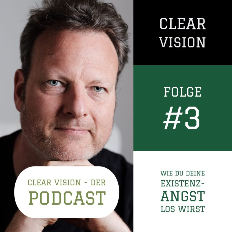 Titel zu Episode 3 des Clearvision Podcast