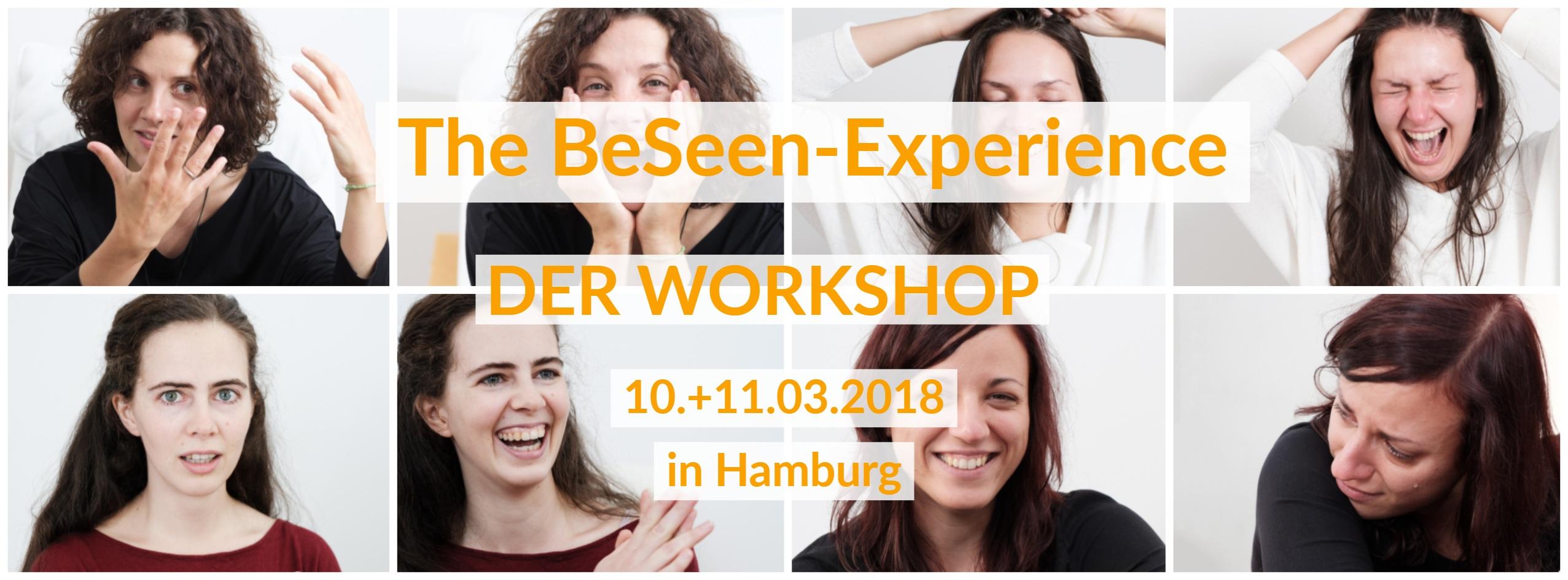 selbsterfahrung im workshop in hamburg