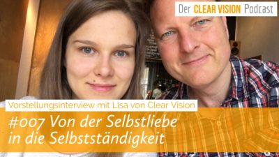 Cover Clearvision Podcast Folge 7