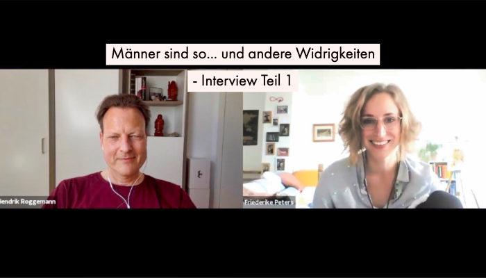 Interview über Männer und Frauen in Beziehung