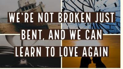 wir können wieder lieben lernen