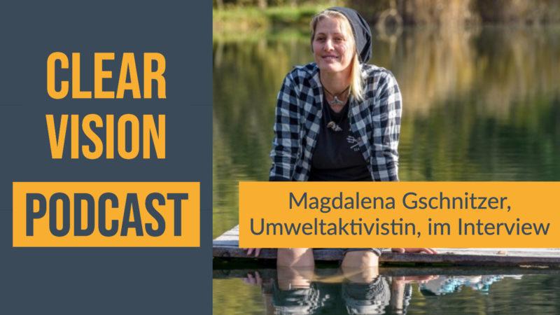 Interview mit Maggy Gschnitzer