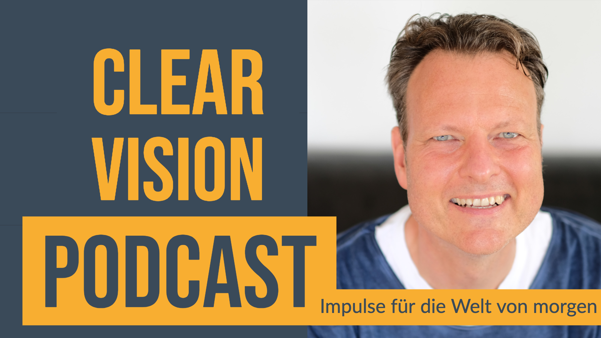 Cover Clearvision Podcast mit Hendrik Roggemann