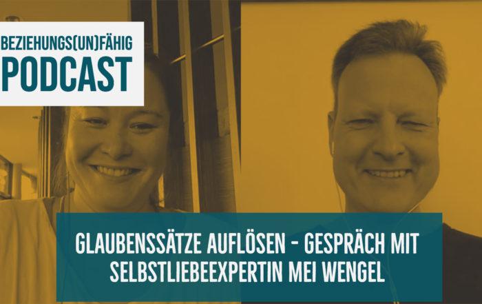 Podcast Glaubenssätze auflösen Titelbild