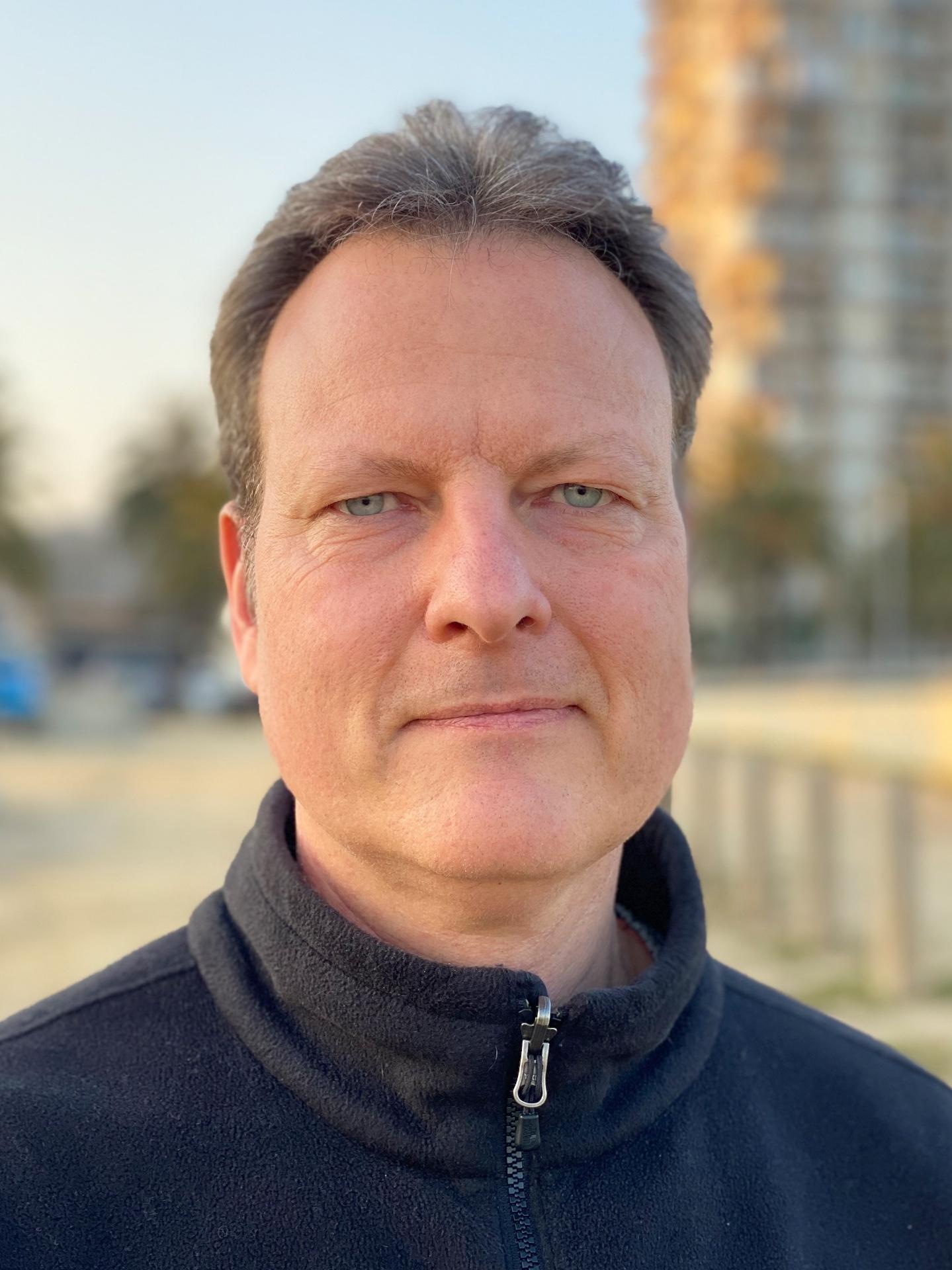 Beziehungscoach Hendrik Roggemann