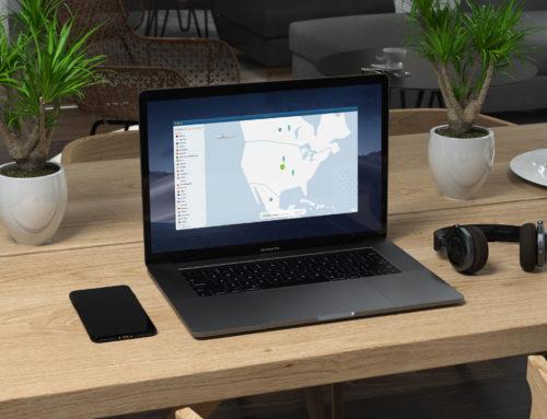 Sicheres Internet im Büro und unterwegs mit VPN