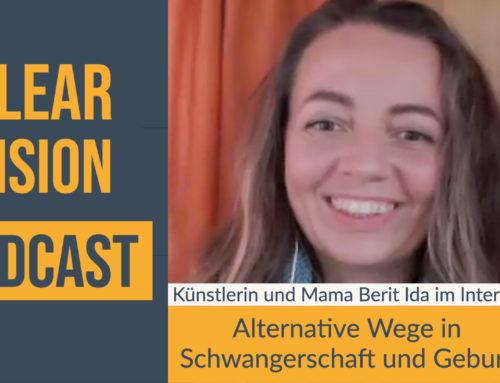 Autorin und 4-fach Mama Berit Ida über alternative Wege in Schwangerschaft und Geburt