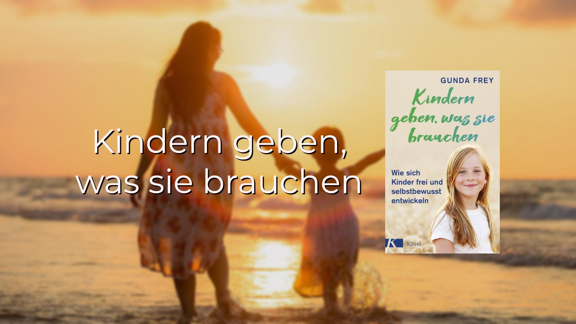 Gunda Frey Kindern geben Blog